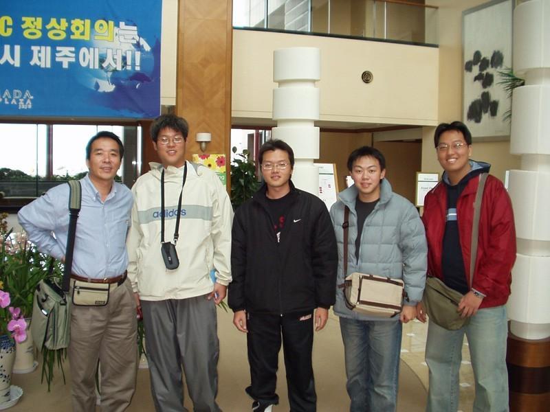 國際電腦與工業工程研討會 - 資管所揚威海外