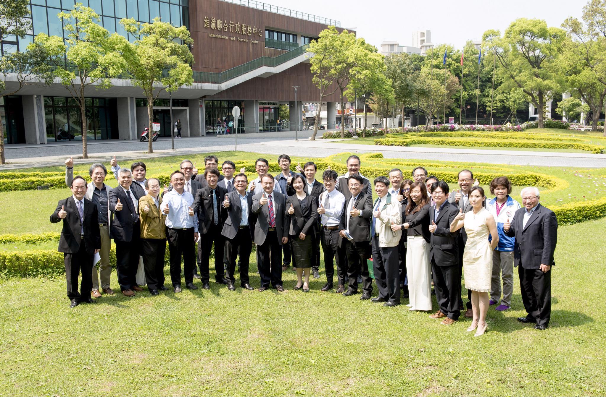中原大學、彰化基督教醫院跨域合作打造健康醫療