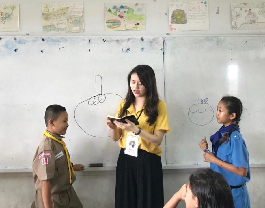 中原大學新南向實習成效卓著 培育學生成為國際通用人才