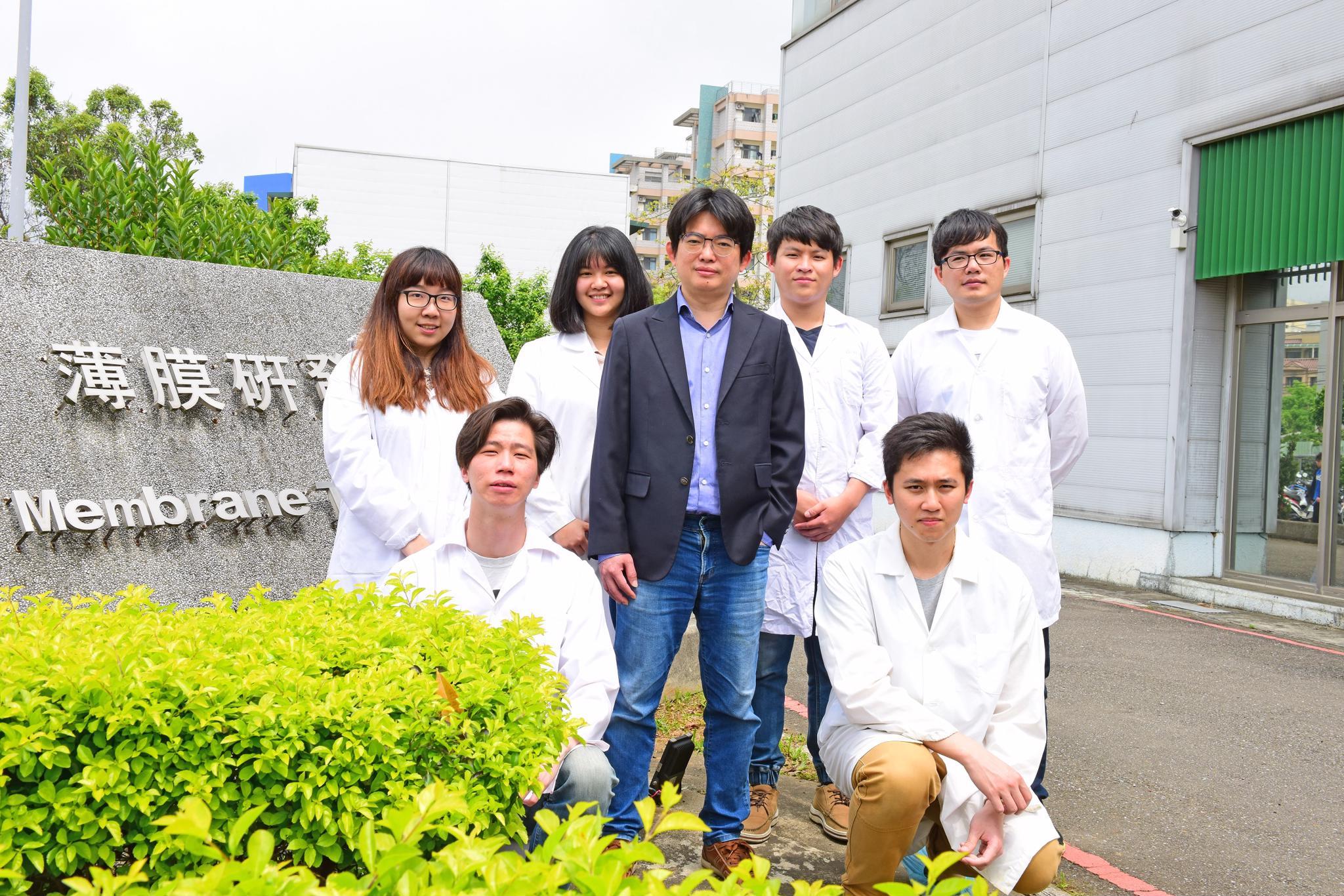 血液淨化科技創新獨步全球  中原化工教授張雍榮獲「傑出亞洲研究員暨工程師獎」