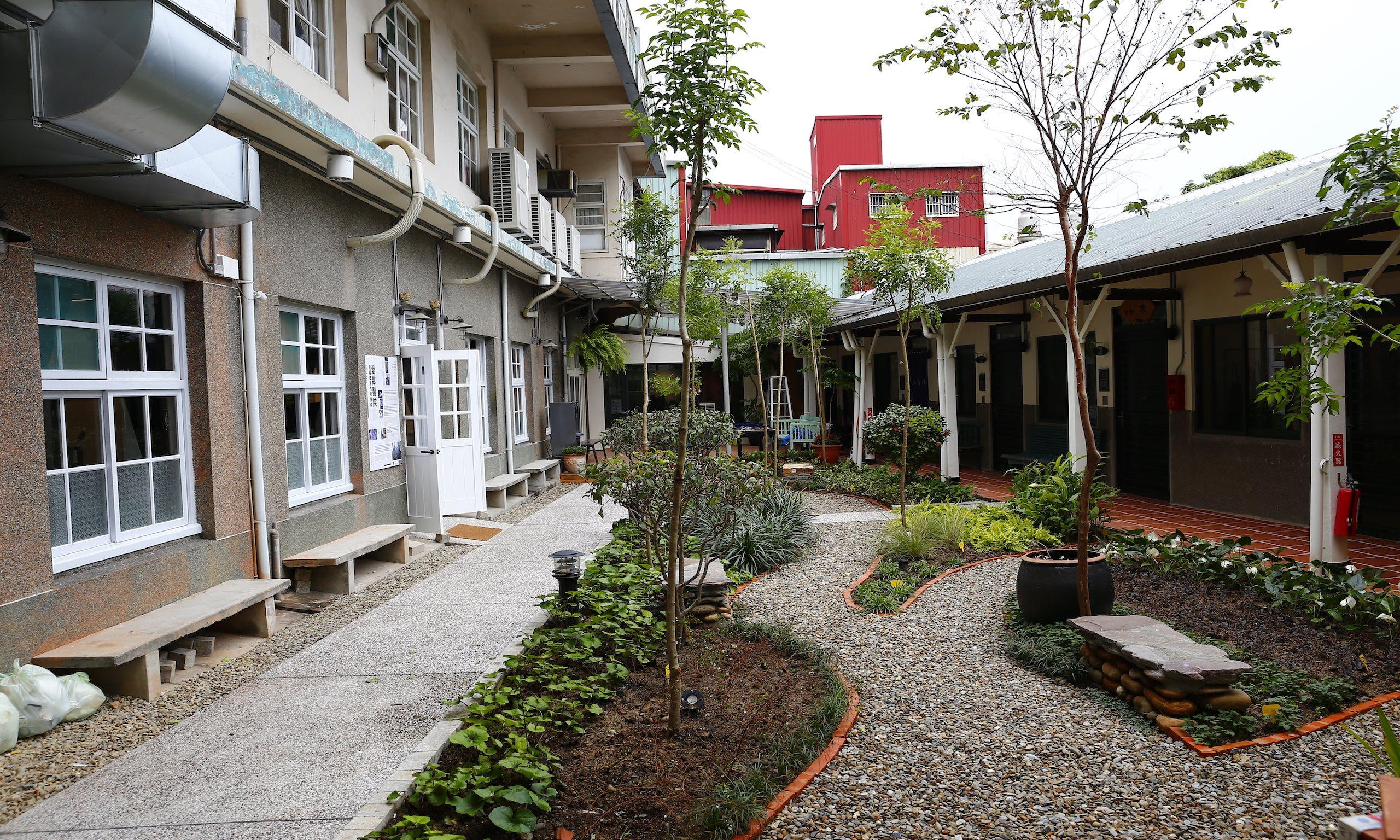造福三峽鄉民的老醫院 -- 愛鄰醫院