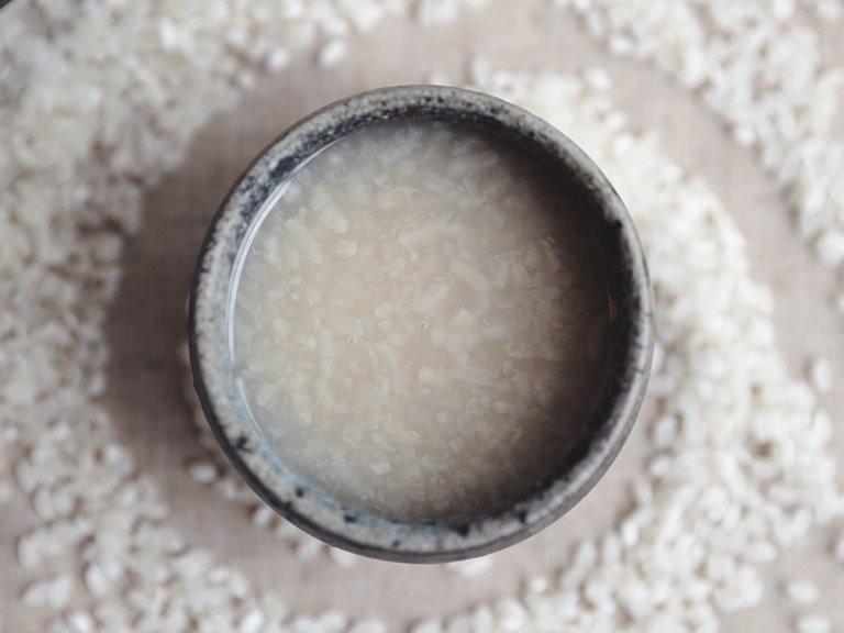 手工釀製甘酒