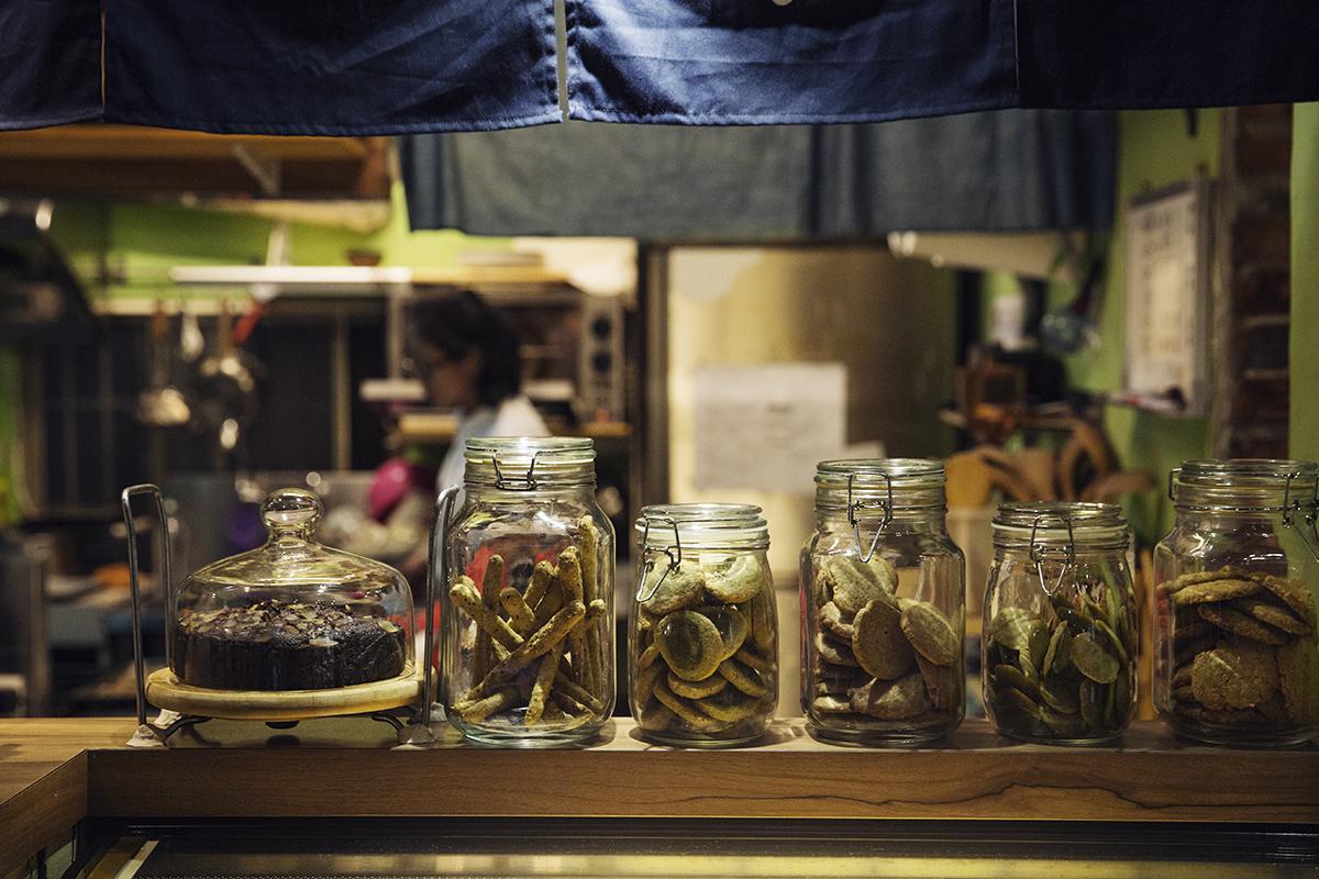 豆纖燕麥棒 國產非基改、無農藥栽種的營養豆渣,吃到高纖和平淡的美味 | 甘樂食堂下午茶 | 古厝裡的美味時光