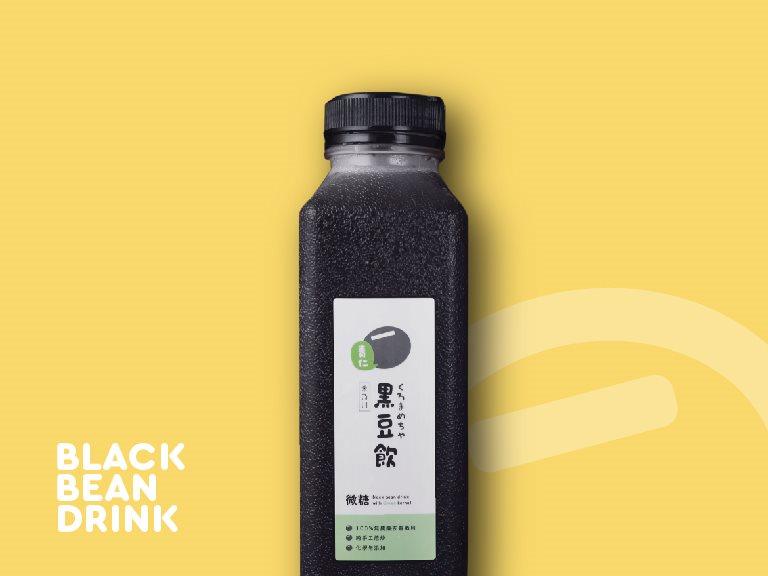 青仁黑豆飲 - 天然健康茶飲