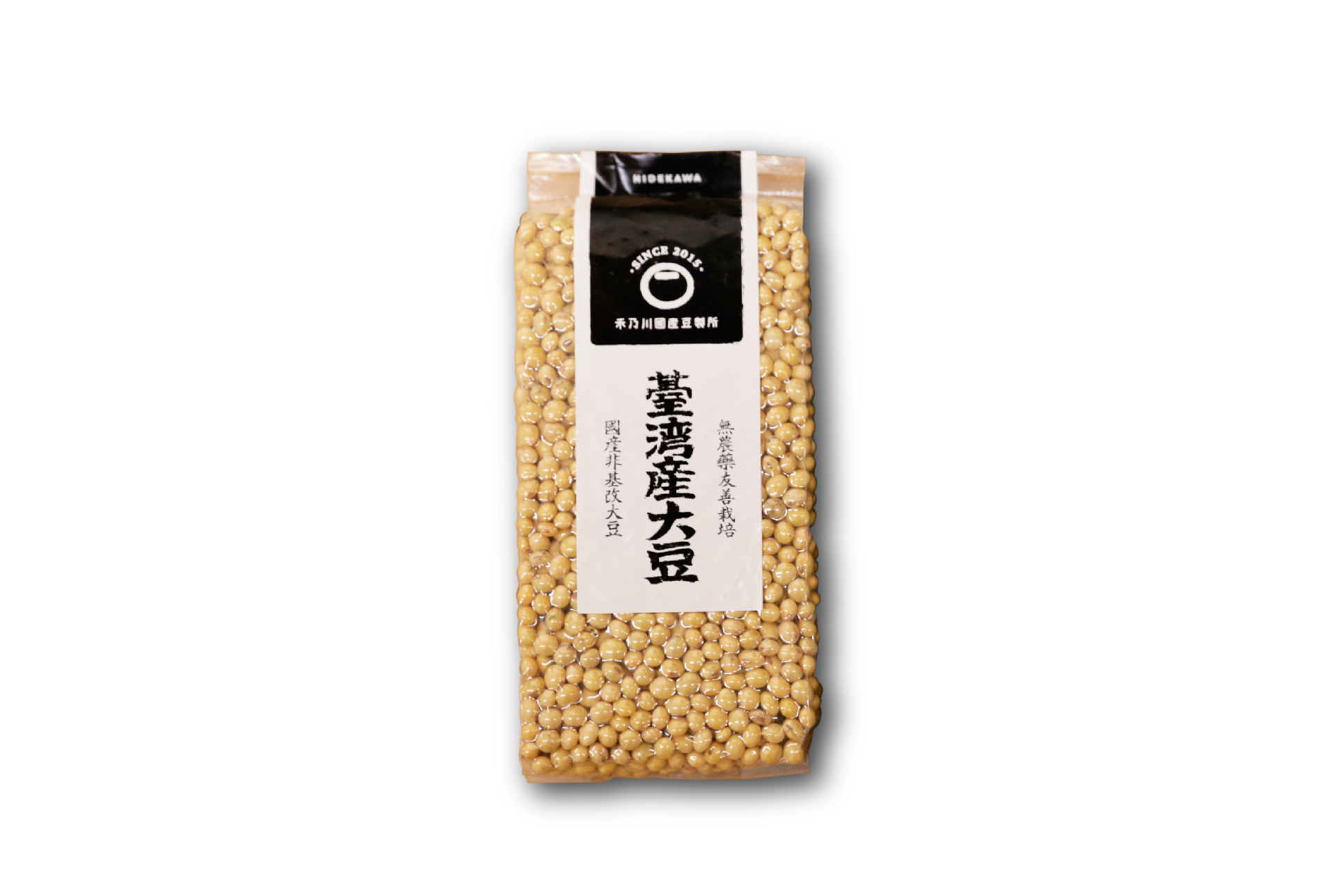 國產生黃豆 - 非基改無毒耕種 | 禾乃川國產豆製所 | 改變生命的豆漿店