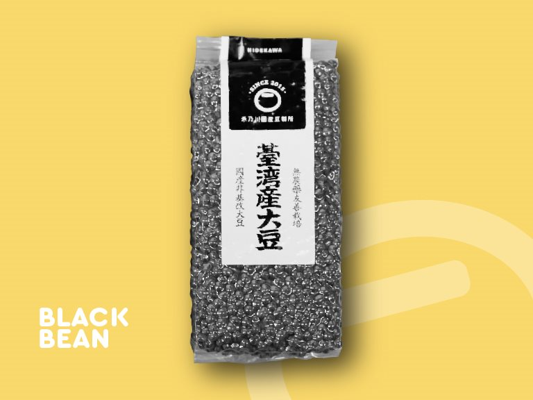 國產生黑豆 - 台灣在地小農非基改的上等大豆