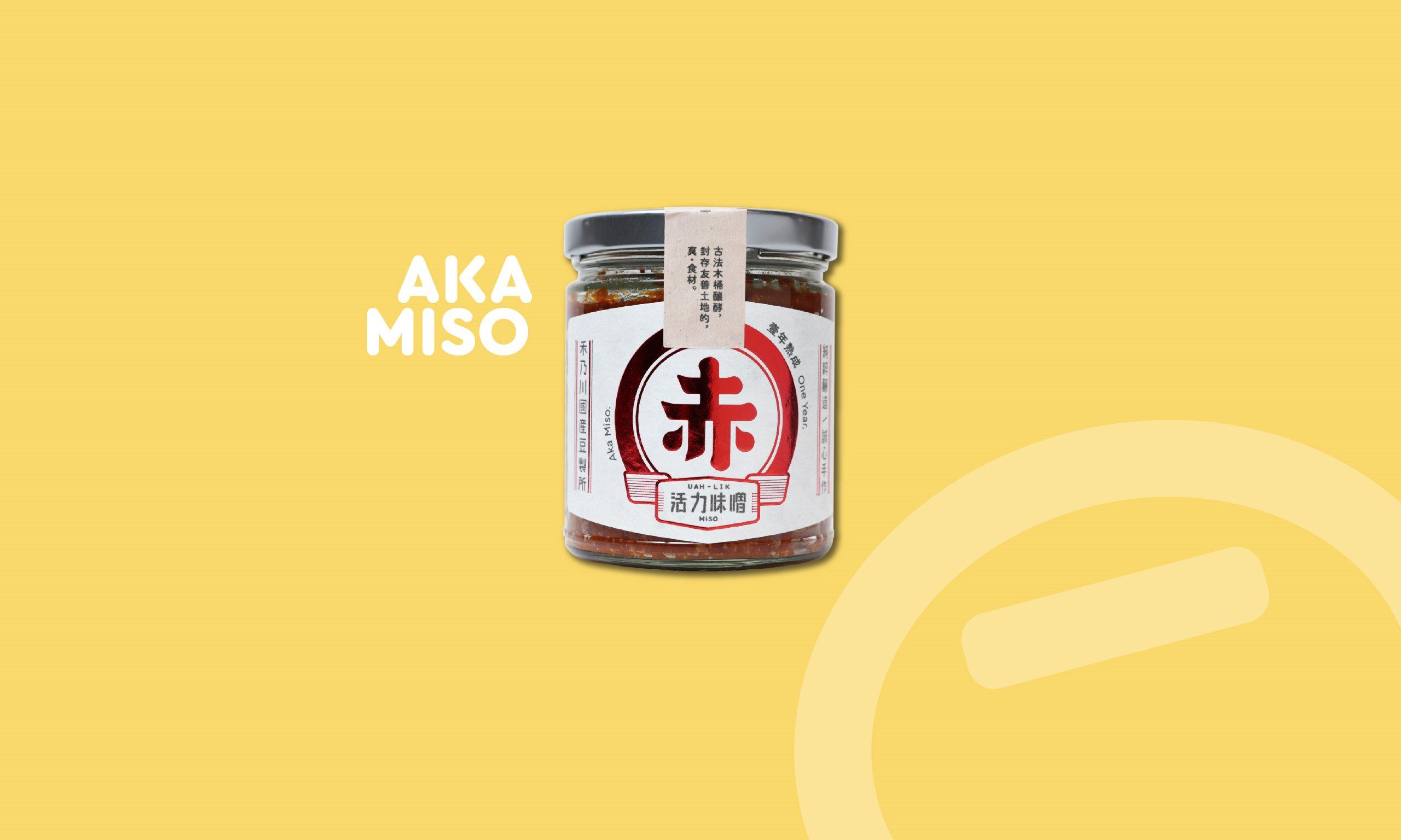 赤味噌 - 散發出米麴甘甜
