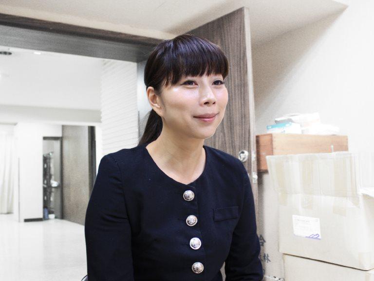 珍惜擁有 遺體美容師 / 李安琪
