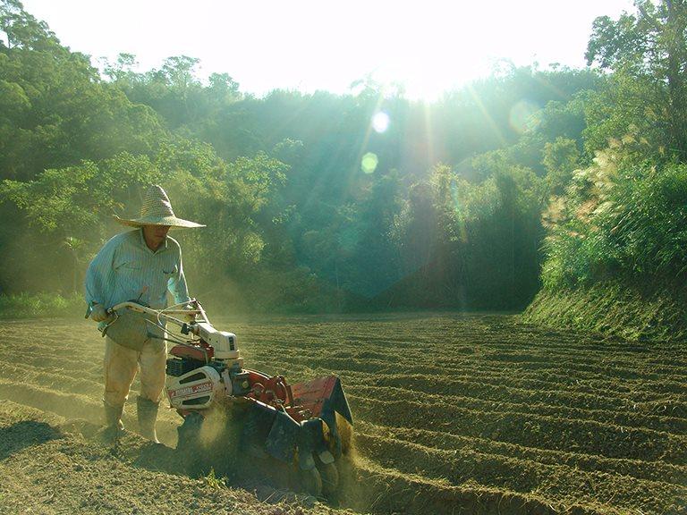 具說,農耕應該要這樣 - 苗栗三義迴相有機農場