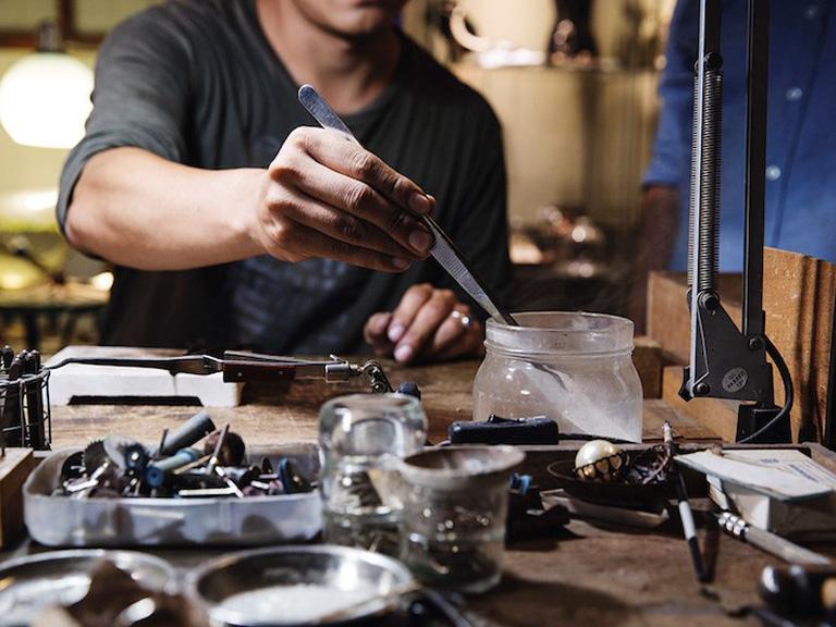 一日職人DIY體驗 -三藝金工- | 合習聚落 | 三峽工藝&產業的共好實踐基地