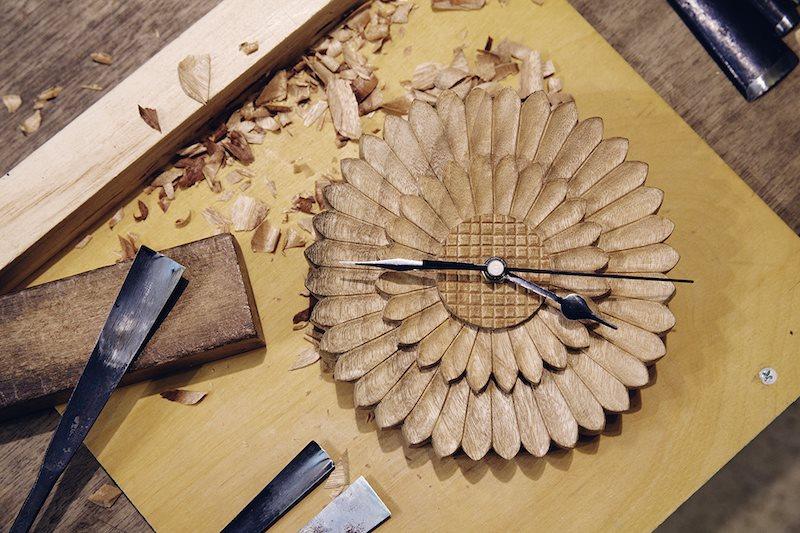 木雕體驗DIY