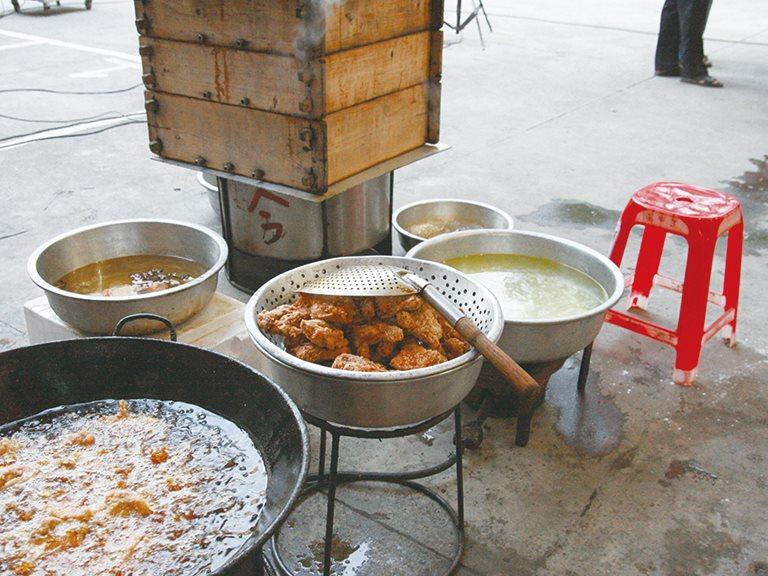 家鄉味主題企劃:記憶 × 味道 —— 辦桌・風光有時,相聚有時 Taiwanese Banquet