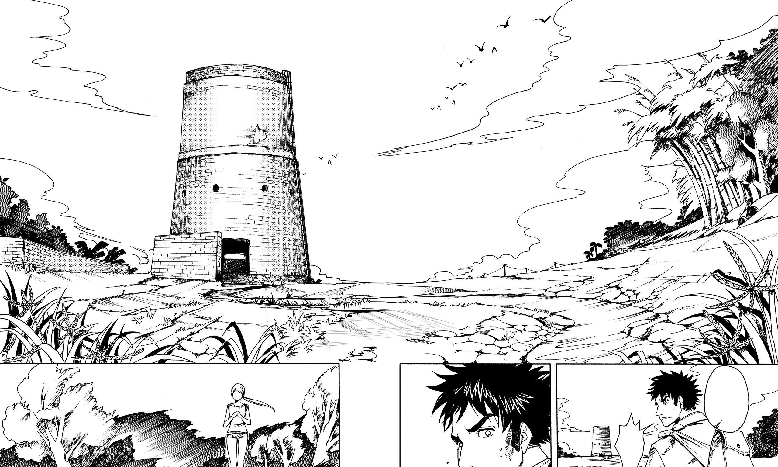 用畫筆訴說故事 一生懸命的漫畫夢 / 有橋漫畫 陳小雅