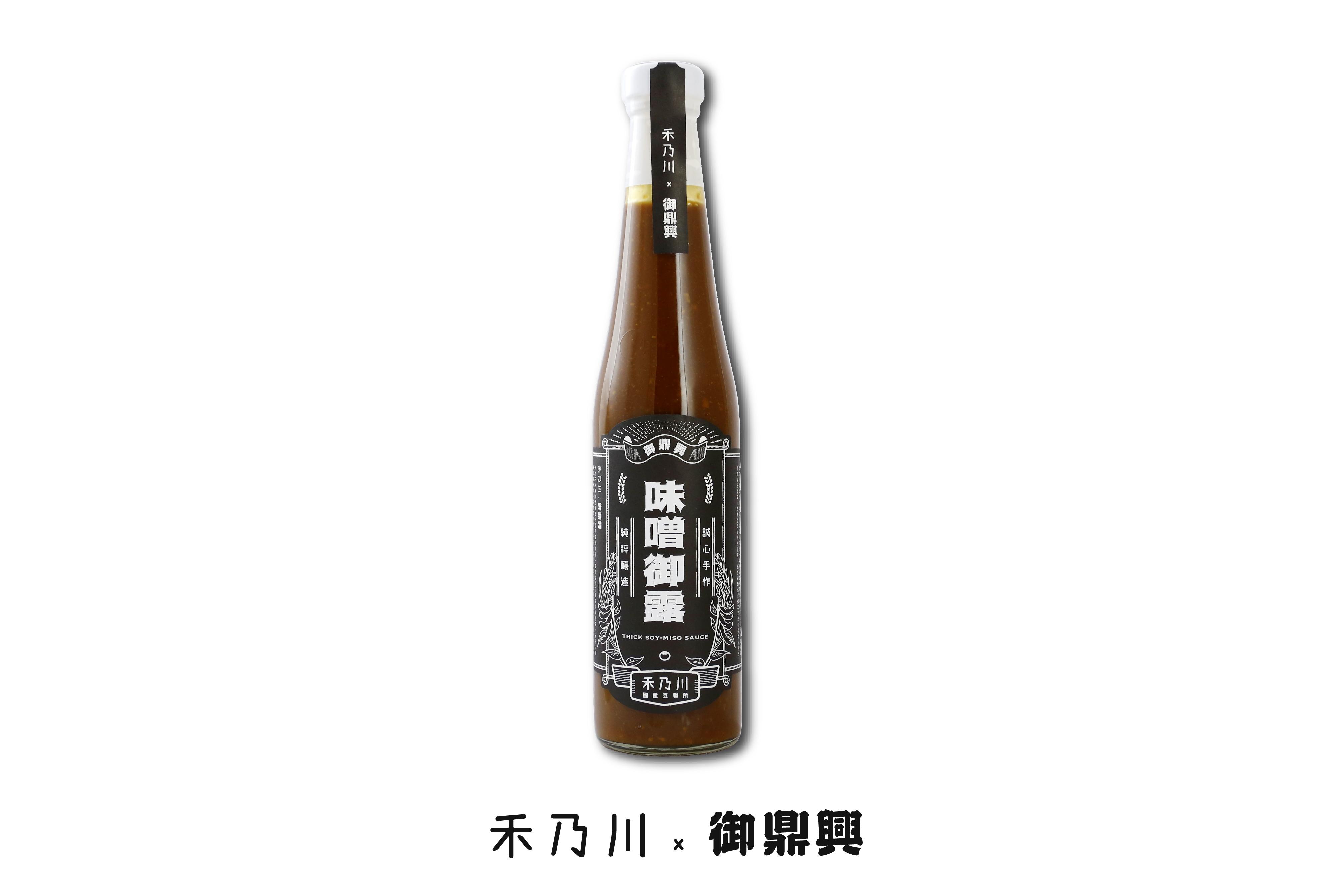 味噌御露 油膏 - 集甘濃香醇為一體 | 禾乃川國產豆製所 | 改變生命的豆漿店