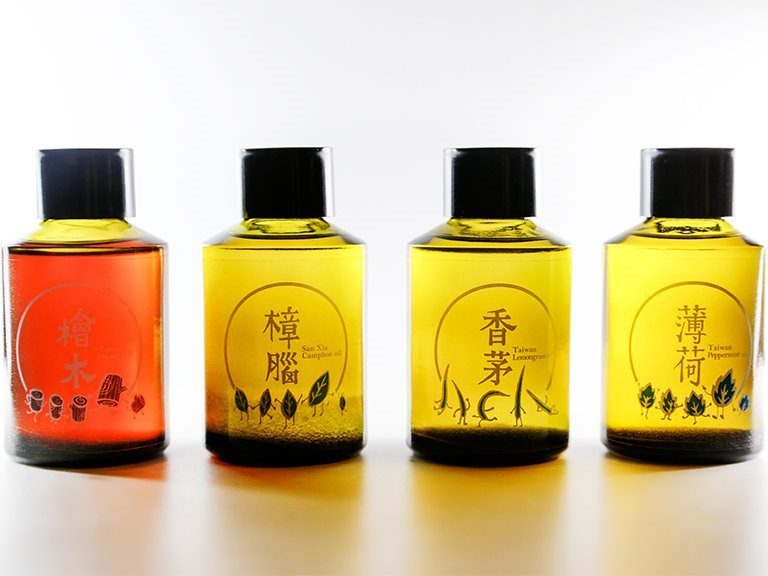 Essential Oil of Taiwan