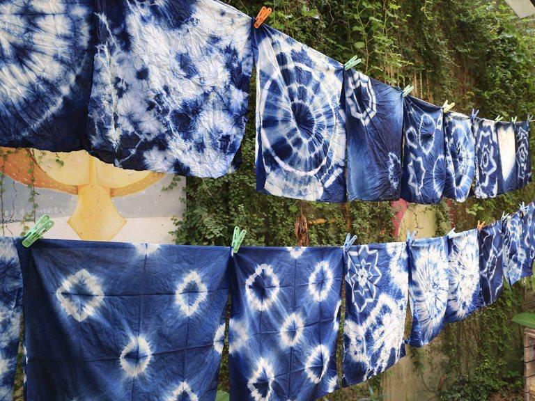 Indigo Dyeing DIY