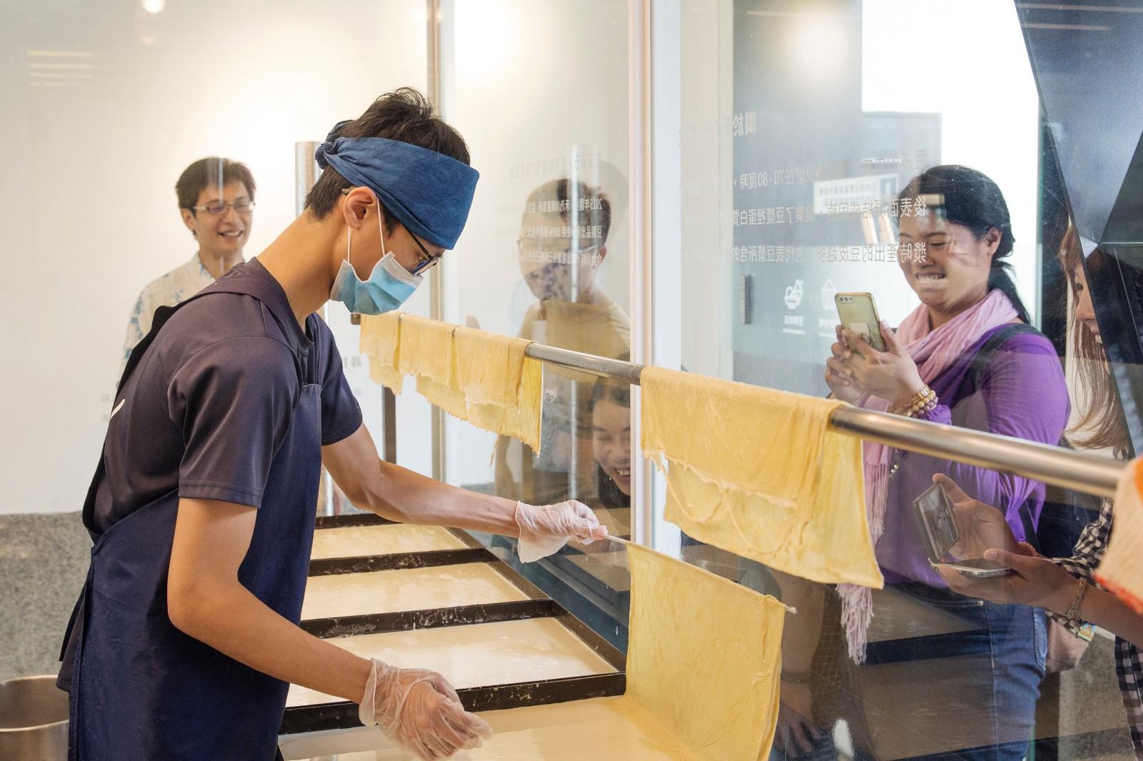 一日職人DIY體驗 - 三峽豆腐職人 | 甘樂文創 | 甘之如飴,樂在其中