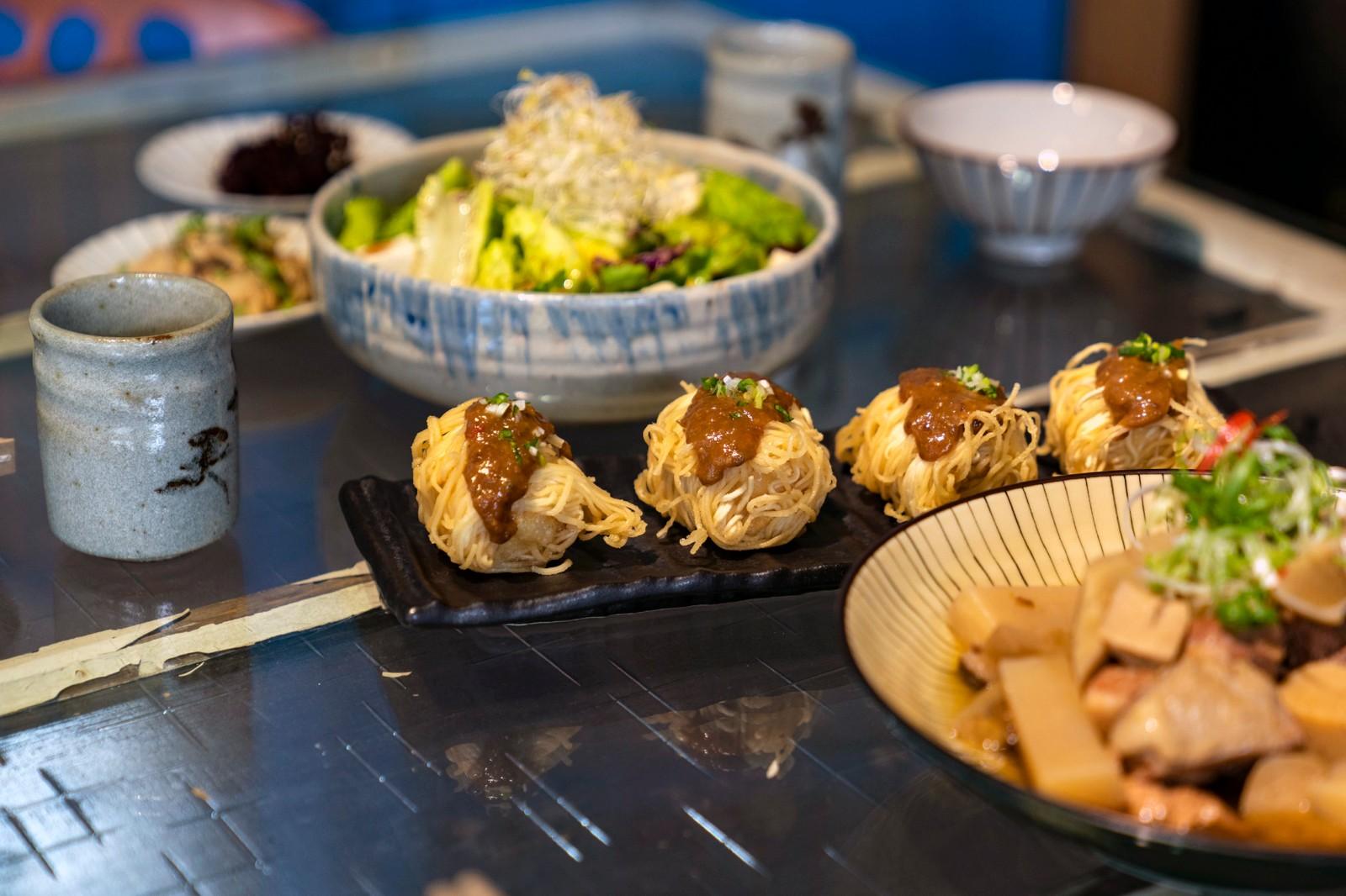 三峽老街甘樂食堂 - 大地創意料理 | 甘樂食堂 | 古厝裡的美味時光
