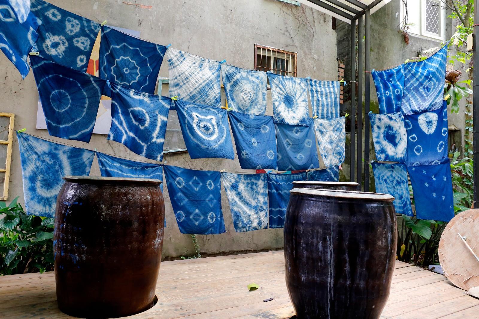 一日職人DIY體驗 - 三峽藍染工藝手作 | 甘樂文創 | 甘之如飴,樂在其中