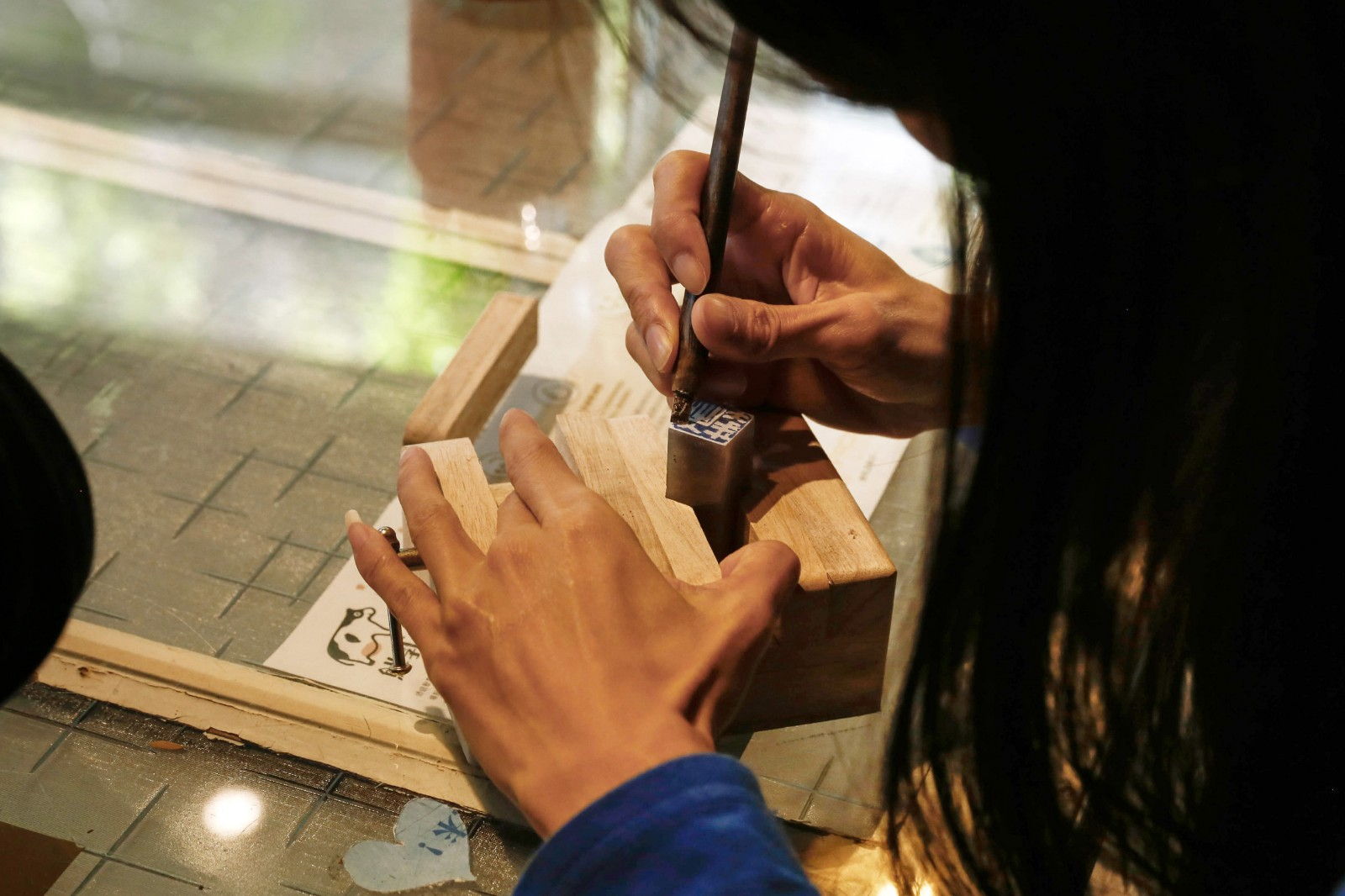 一日職人DIY體驗 - 三峽篆刻工藝手作 | 甘樂文創 | 甘之如飴,樂在其中