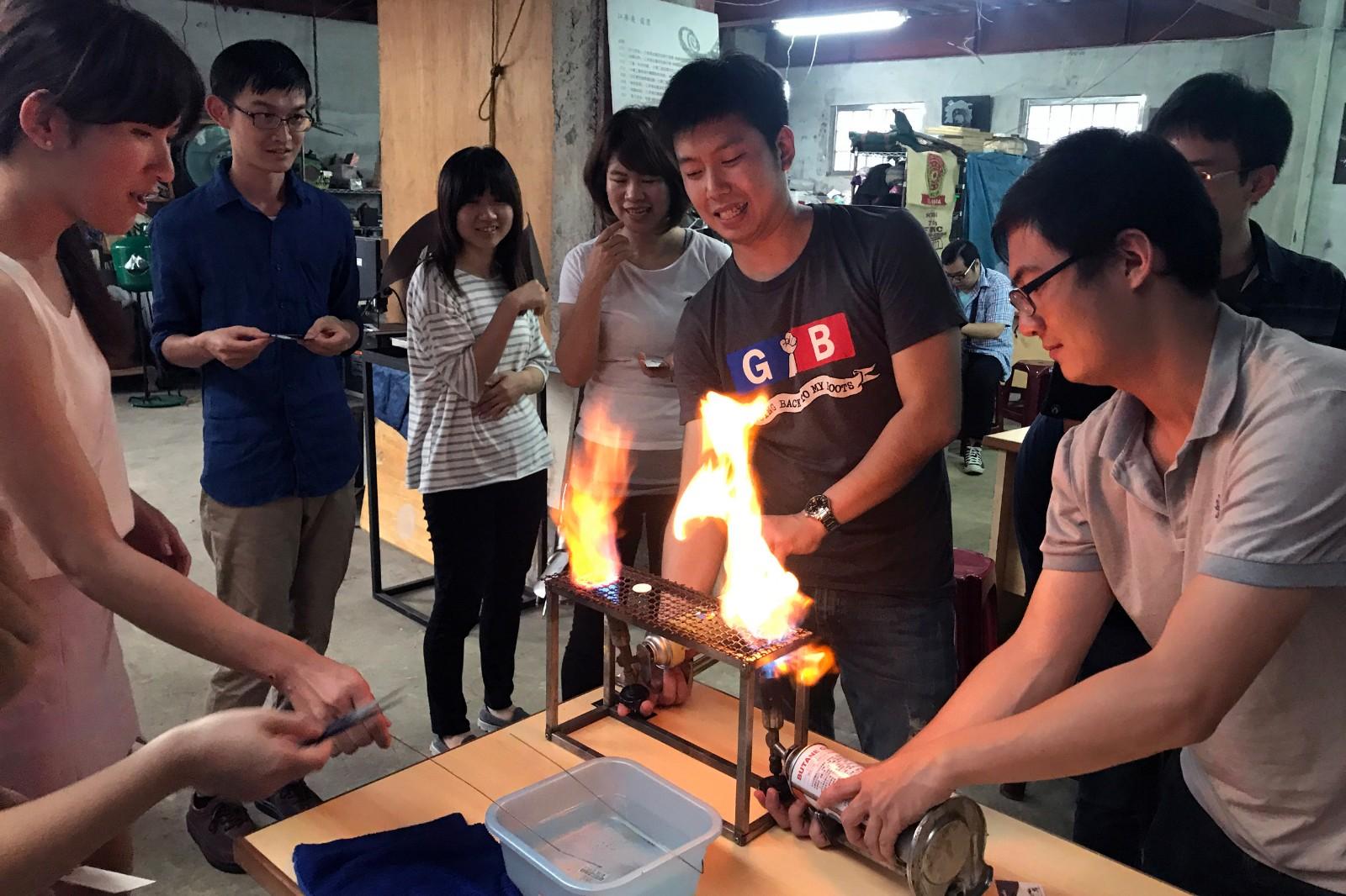 一日職人DIY體驗 - 三峽琺瑯工藝手作 | 甘樂文創 | 甘之如飴,樂在其中