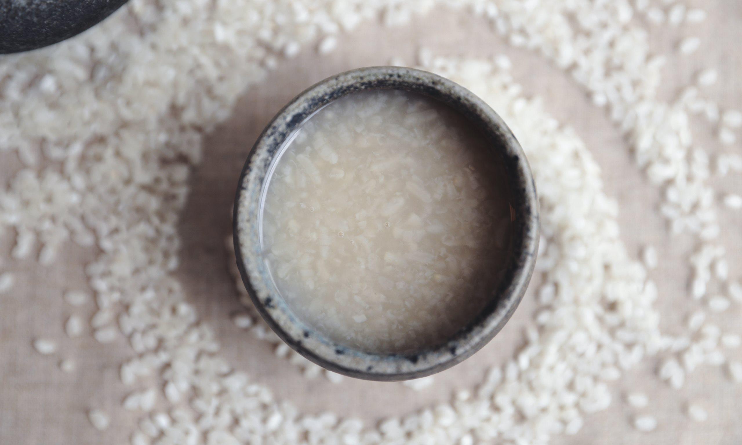 Hand-brewed Amasake