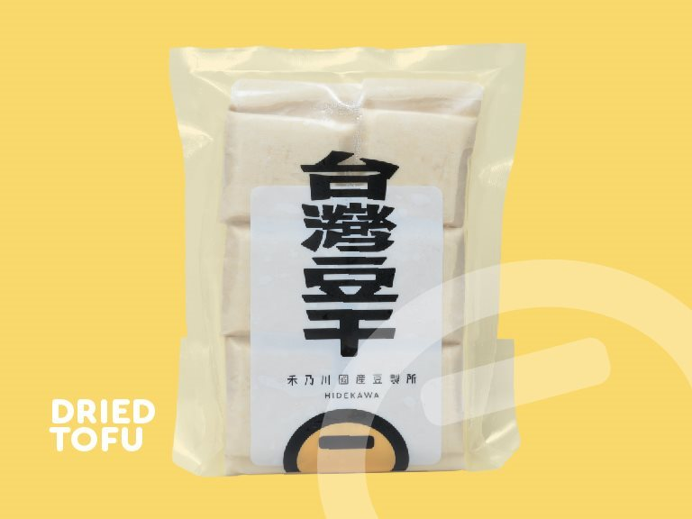 Dried Tofu with Bittern