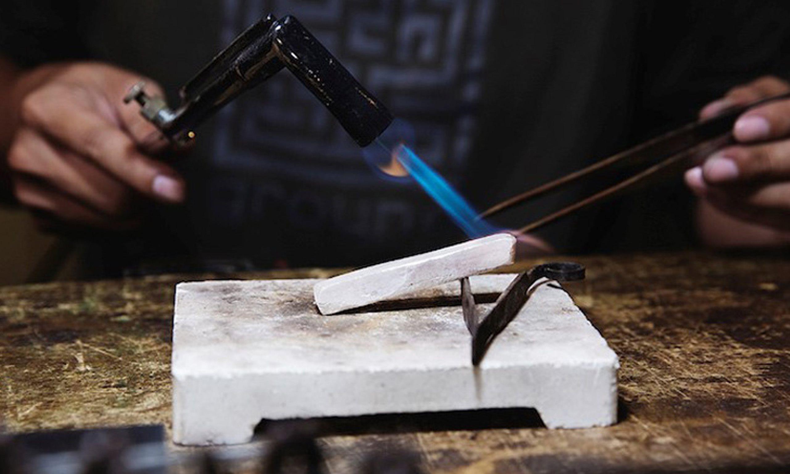 Metalworking DIY