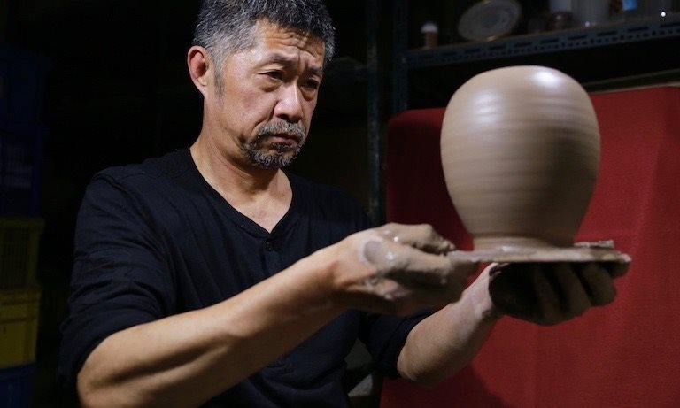 Le-Shan Pottery Workshop