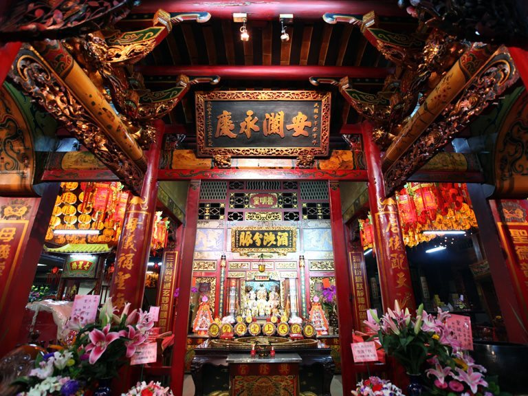 Sanxia Xinglong Temple