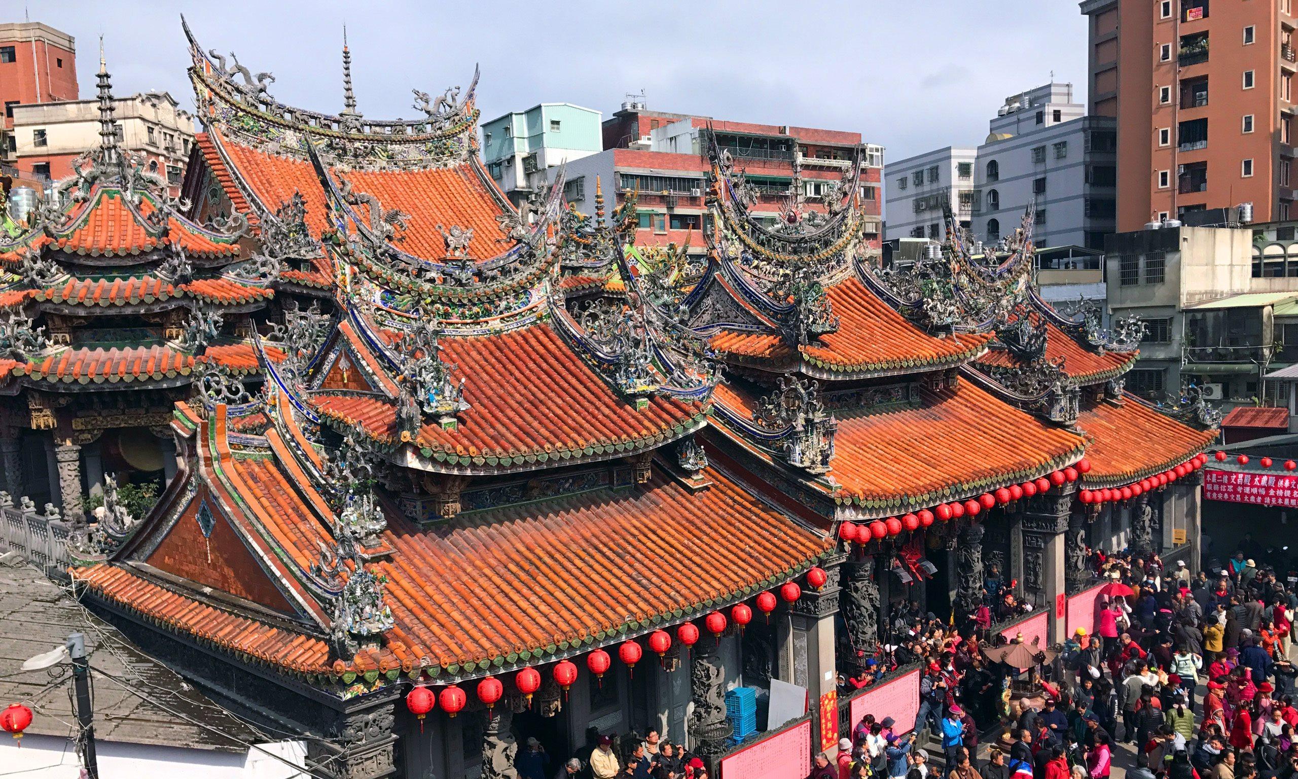 Sanxia Changfu Yan Qingshui Zushi Temple