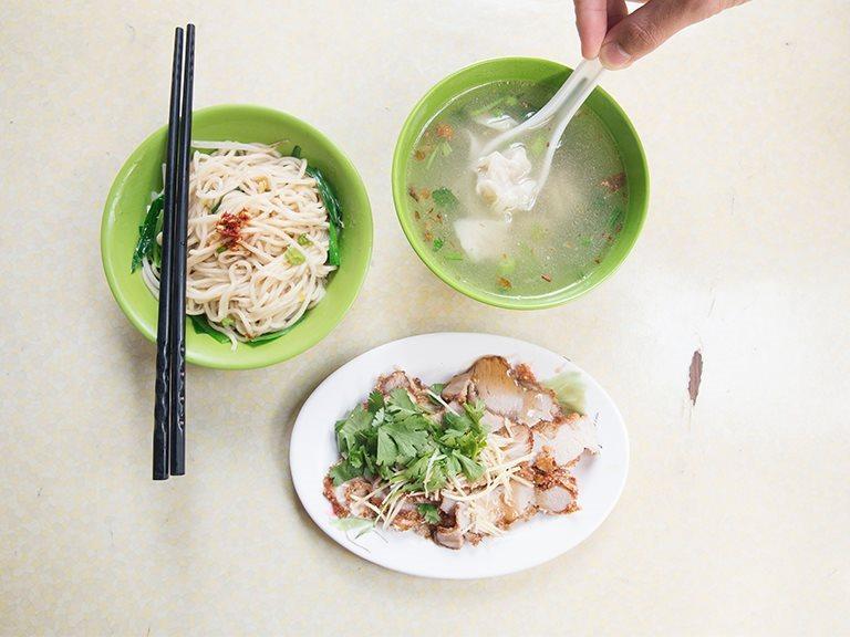 Han-A-Lai Check-r Noodles