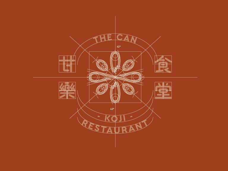 Corporate Identity System of KOUJI Restaurant