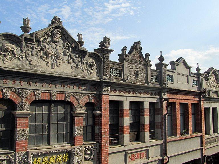 甘樂食堂、禾乃川國產豆製所和合習聚落在三峽老街附近嗎?