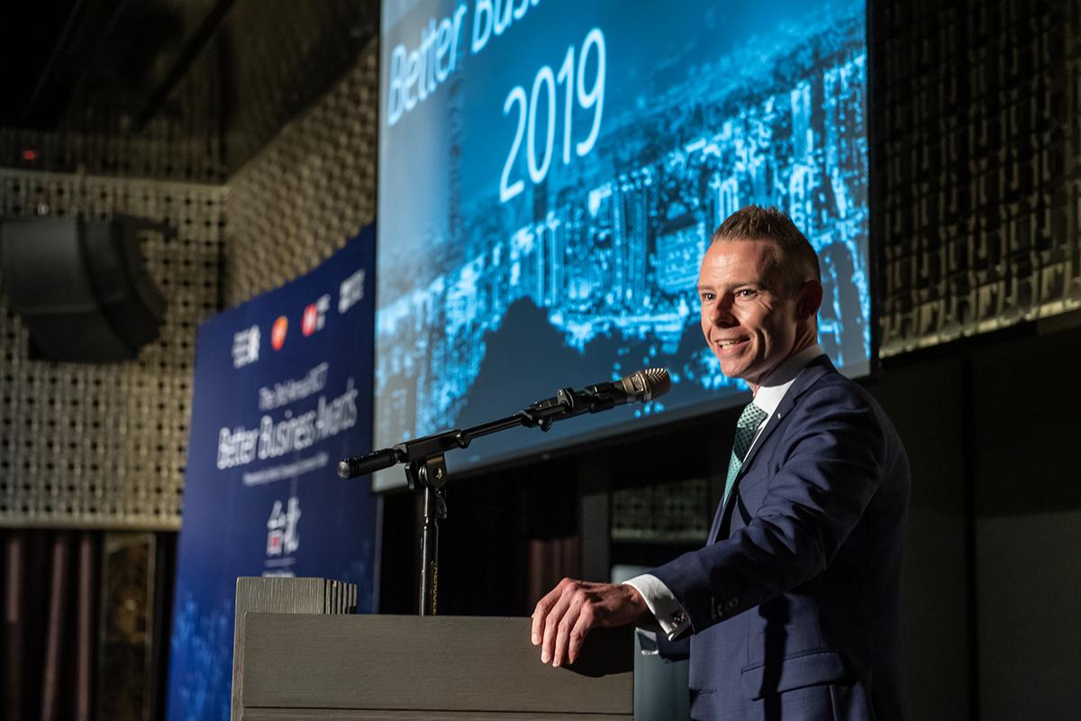 2019年9月25日,甘樂文創出席了2019 BCCT Better Business Awards的頒獎典禮,這個獎項是由British Chamber of Commerce in Taipei 英國商會所舉辦!   甘樂文創   甘之如飴,樂在其中