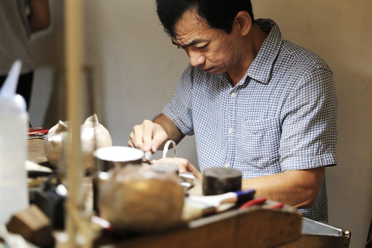 三藝金工 | 一日金屬工藝體驗DIY