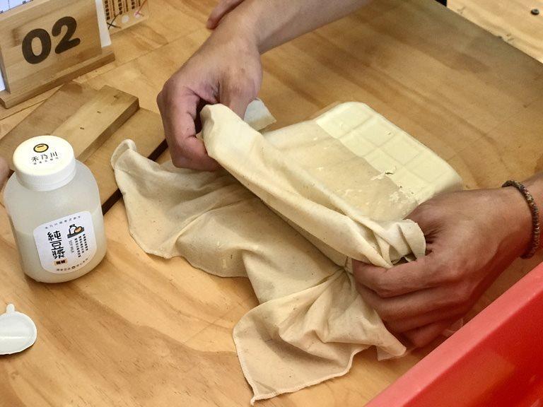 鹽滷豆腐 | 鹽滷豆腐手作體驗DIY