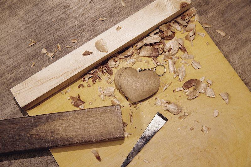 【二月寒假限定】親子工藝巡禮-木雕職人