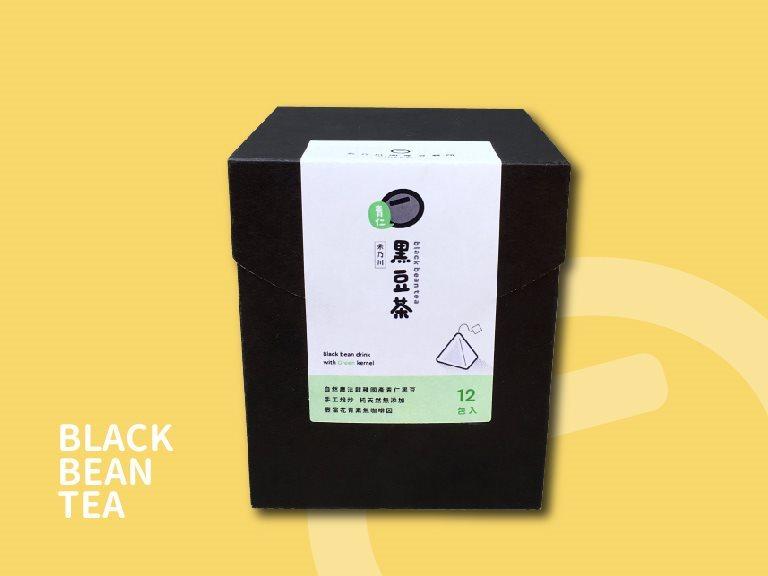 Roasted Green Kernel Black Bean Tea 12 packs