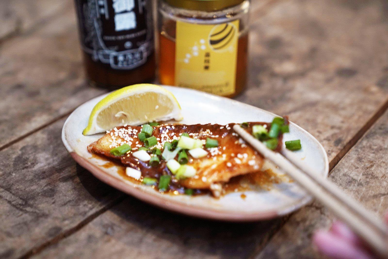 蜂蜜檸檬御露鯛魚排,一口接一口的酸甜滋味|禾乃川小廚房