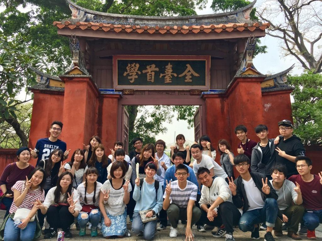 通稿照片02-中原大學每年三月舉辦日本華語文化研習營帶領日本大學生體驗臺灣傳統文化.JPG
