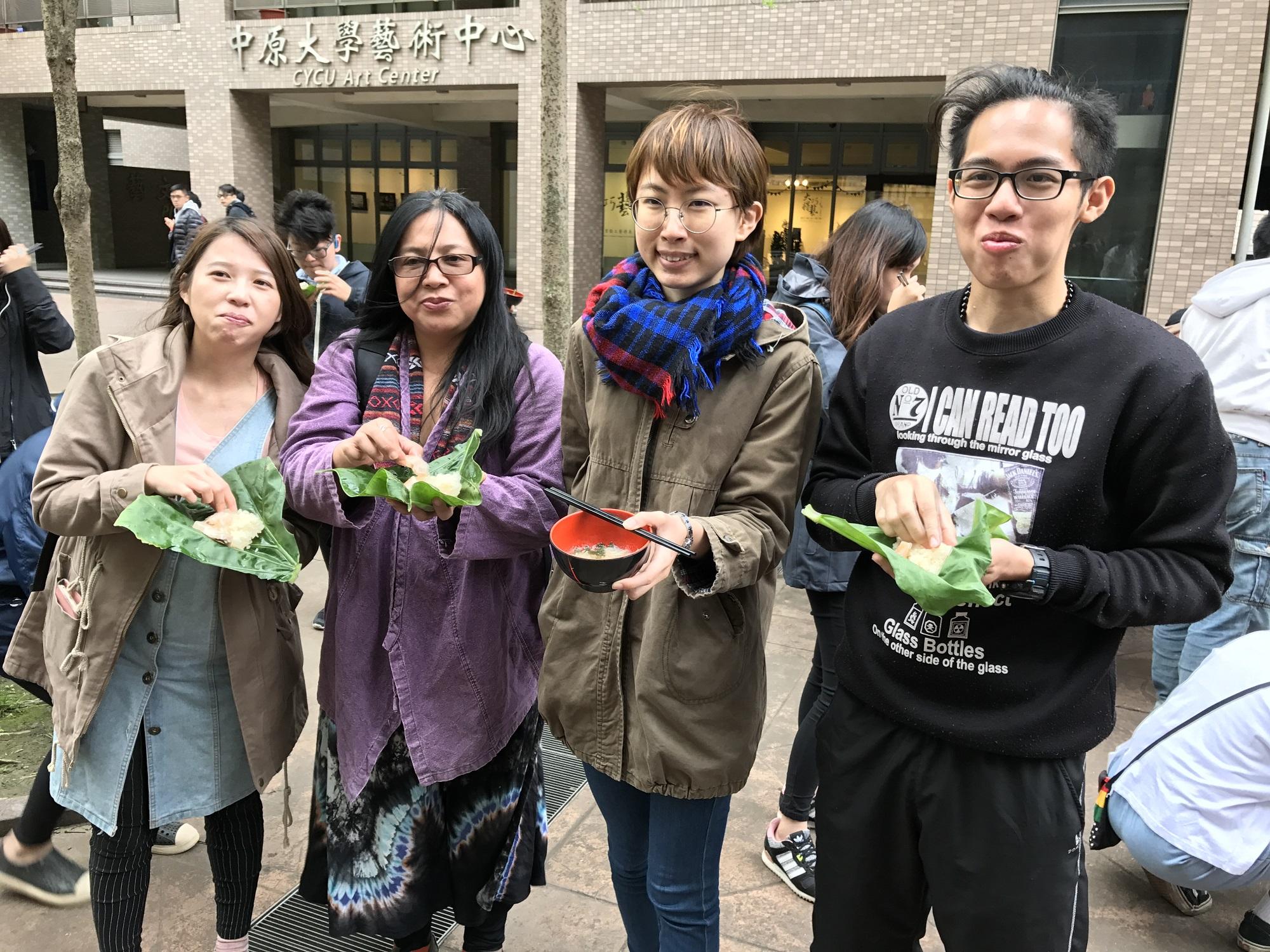 通稿照片-中原大學用美食_傳承學習原住民文化.JPG