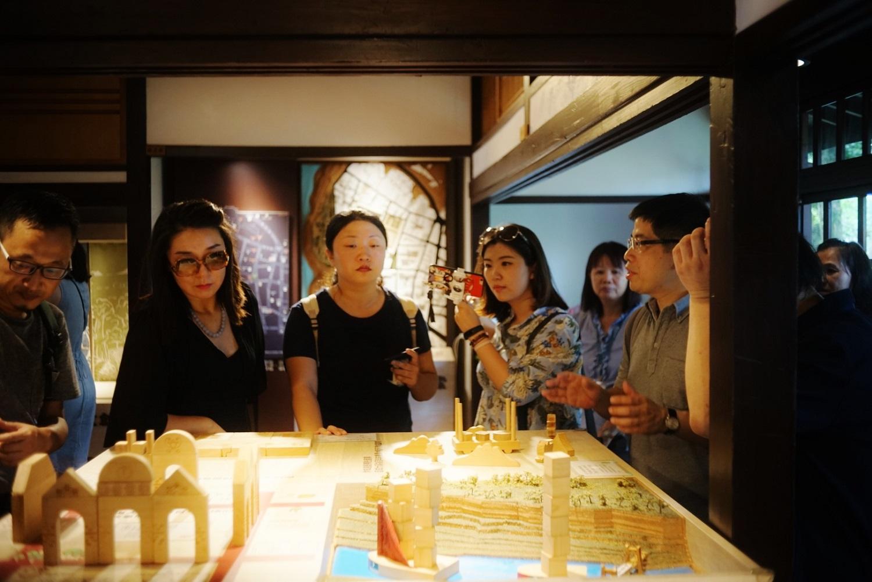 通稿照片-桃園大溪的木藝生態博物館,是臺灣第一座沒有圍牆的生態博物館,將大溪在地的人、事、物與空間匯聚,保有在地文化並帶動地方產業及經濟加值.jpg