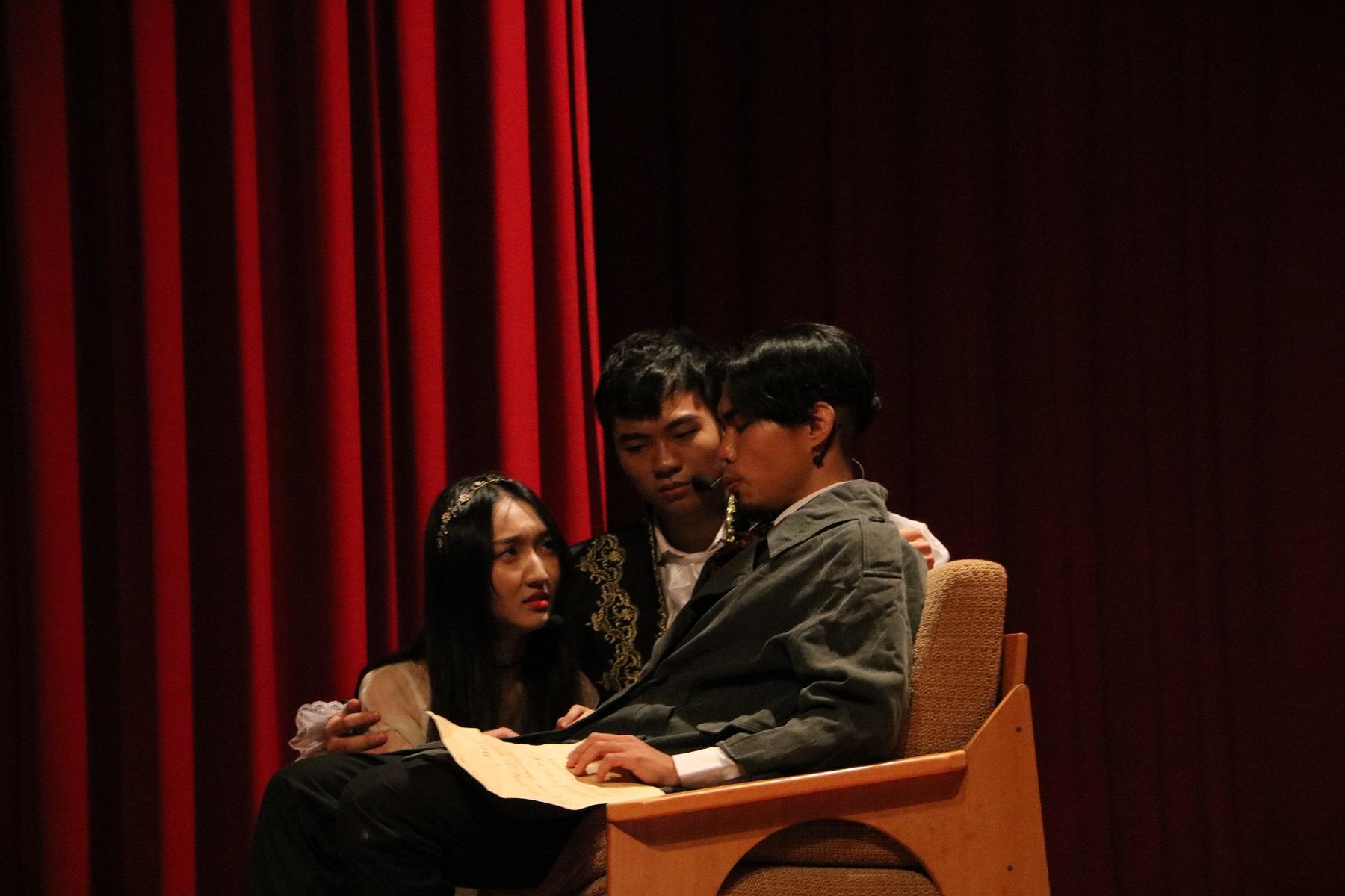 通稿照片-中原大學通識課程「一起來玩音樂劇」,首次引進結合音樂、戲劇、舞蹈等「綜合藝術」的教學模式.jpg