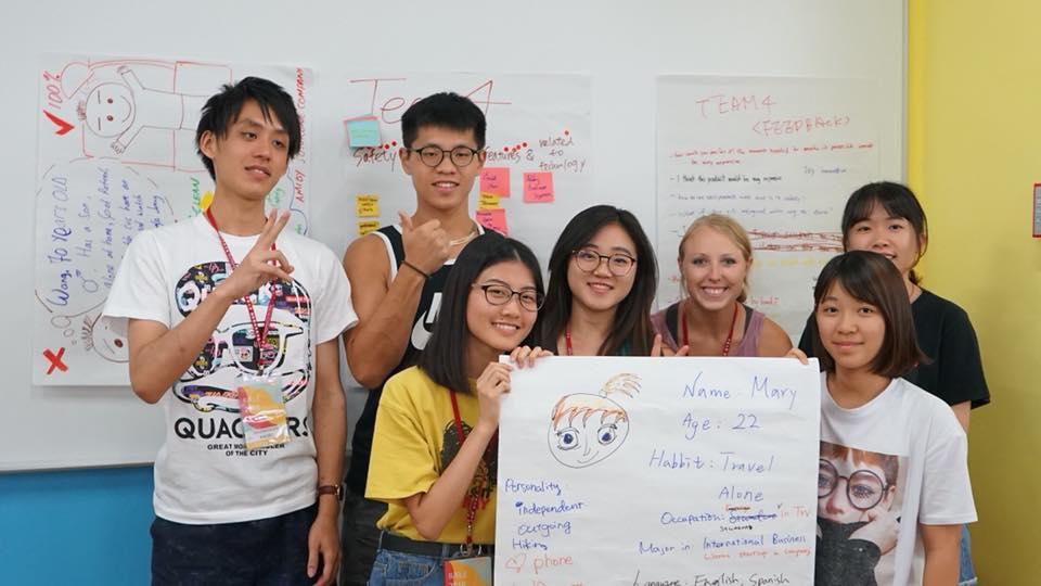 各跨國學生,團隊合作與討論激發創新創意!.jpg