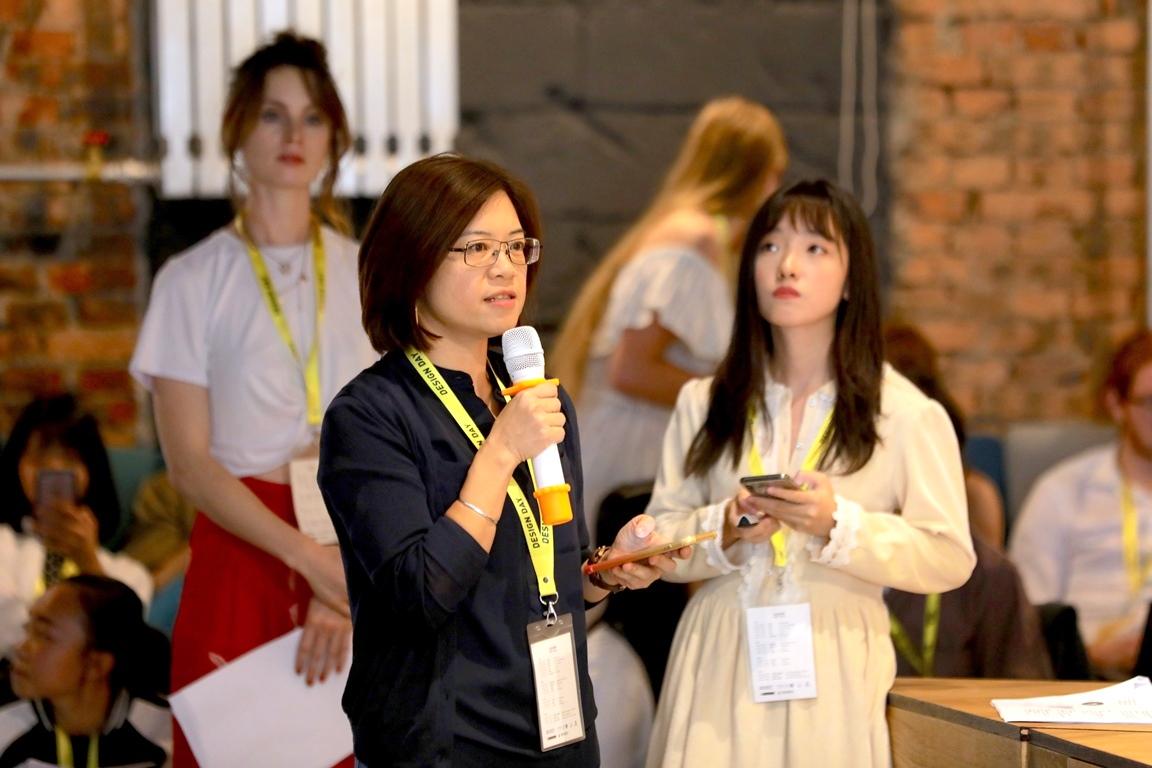 中原大學周瑞萍以使用者體驗結合銀髮族需求的設計獲得「2018設計馬拉松」金獎,展現中原設計重視人性溫暖與關懷的特質.JPG