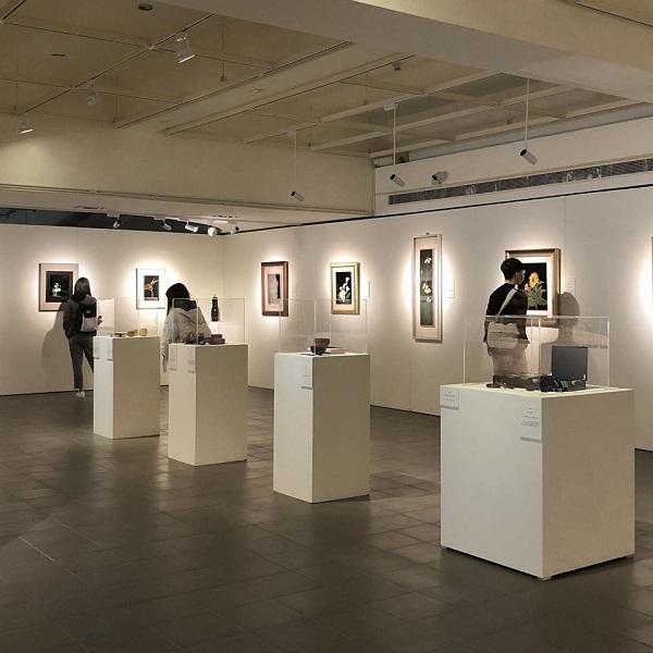 「大美隱然—張賽青漆藝邀請展」自3月2日至28日在中原大學展出.jpg