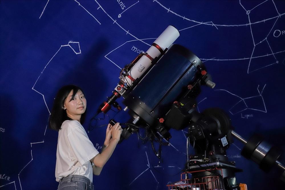 中原大學天文台中秋節將備有2至3台專業望遠鏡讓參與民眾對天文有更多認識.jpg