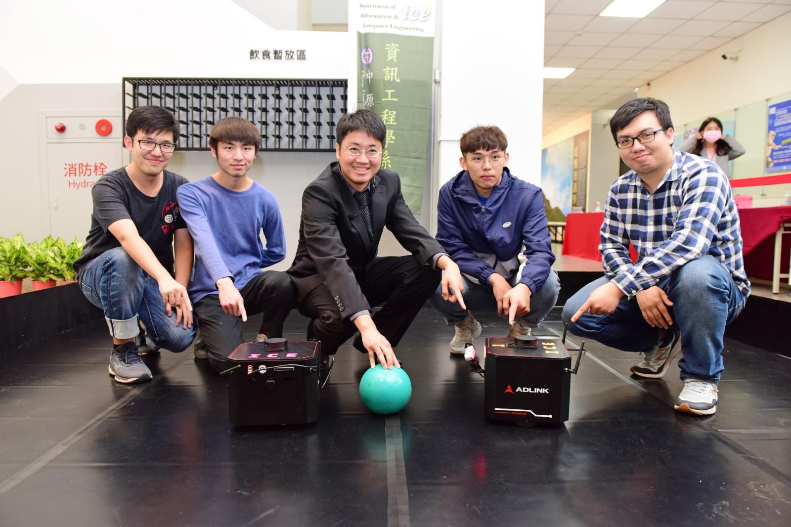 中原資工將設置全台首創AI機器人5G專網實驗室,師生對先進設備與課程充滿期待。.jpg