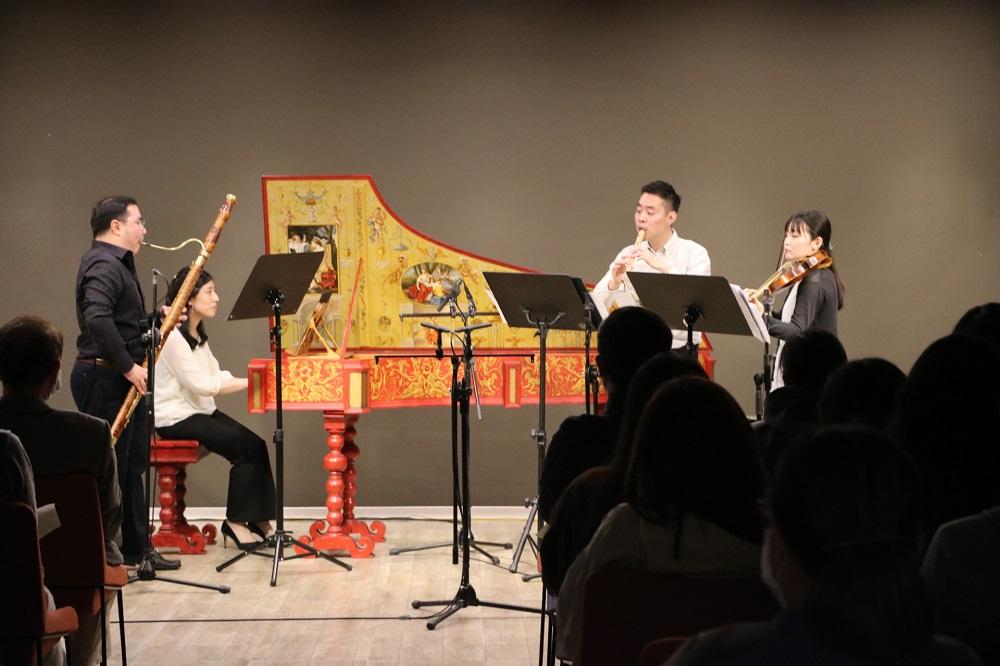 在中原大學風雅頌音樂中心可以享受多元種類的音樂饗宴